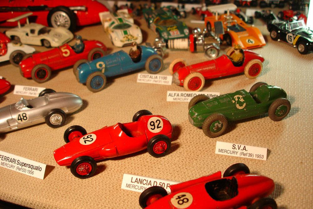 collection voiture miniature